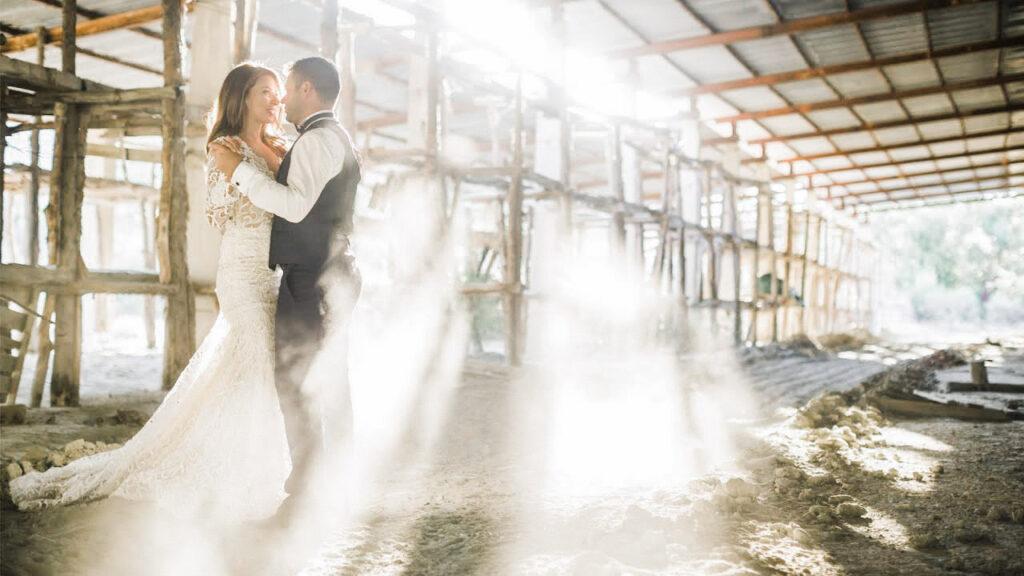 Μια μοναδική ιστορία αγάπης, η πρόταση γάμου, ο γάμος της Ελένης και του Σπυρογρηγόρη στην Κεφαλονιά